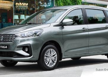 Ngắm Xe | Suzuki Ertiga 2019