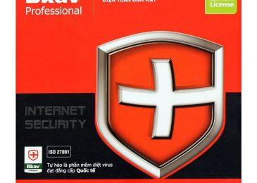 Deal Hot: Phần Mềm diệt Virus BKAV Profressional 1 PC 12 Tháng giảm 37%