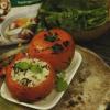 Cách làm món cơm chiên hạt điều ấp cà chua